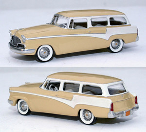 1956 Studebaker President Pinehurst Wagon | Model Cars
