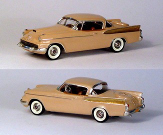 1958  Packard Hawk | Model Cars