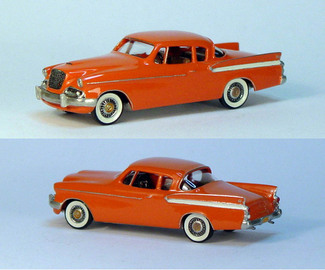 1961 Studebaker Hawk | Model Cars