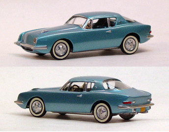 1963 Studebaker Avanti | Model Cars