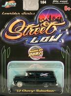 57 Chevy Suburban | Model Cars