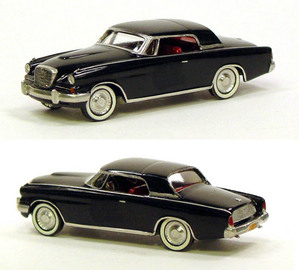 1963 Studebaker GT Hawk | Model Cars