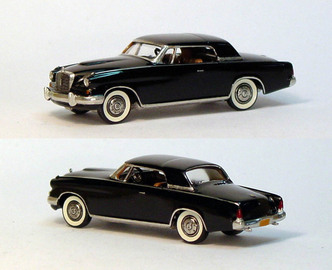 1964 Studebaker GT Hawk | Model Cars