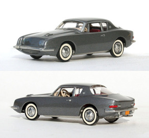 1964 Studebaker Avanti | Model Cars
