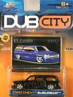 Jada dub city 2000 chevy suburban model cars 45acc710 01c3 4c6e a899 ed95ded36d59 medium