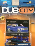 Jada dub city 2000 chevy suburban  model cars f7ede9ea 28b5 490b bd66 8ba109524cb4 medium