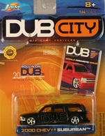 Jada dub city 2000 chevy suburban  model cars 297bc31b 33c7 4949 96e3 8442eb5f4bca medium