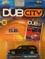 Jada dub city 2000 chevy suburban  model cars 7053b34b 9fe0 4fe7 ad2d 2478c317d678 medium