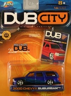 Jada dub city 2000 chevy suburban  model cars 252b8a4f 1da8 4a8e a159 6010bc9df76c medium