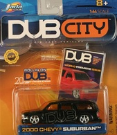 Jada dub city 2000 chevy suburban  model cars c858080f 61ef 4246 ab9d b697ad51a738 medium