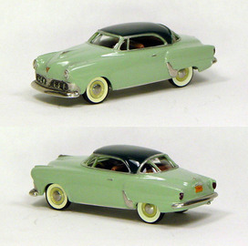 1952 Studebaker Commander Starliner | Model Cars