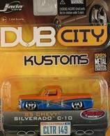 Jada dub city%252c dub city wave 14 85 chevy silverado c 10 model trucks 1591b9e1 b947 43ee bd4e cb277745bbaa medium
