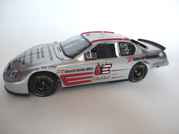 Dale Earnhardt 2005 Hall of Fame Chevrolet Monte Carlo | Model Cars