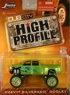 Jada high profile%252c high profile wave 1 chevy silverado dooley model trucks 34bf9bfe 1d38 4084 9328 5d9059e830ae medium