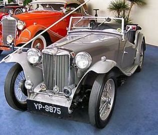 MG TC Midget | Cars