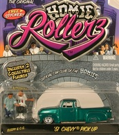 Jada homie rollerz 51 chevy pickup model trucks b3ffe752 ac5f 48b3 b8bb 40e104e0af61 medium