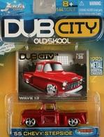 Jada dub city%252c dub city wave 13 55 chevy stepside model trucks 1ca76450 370c 4e14 aac9 354d3425b8ea medium