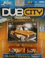 Jada dub city%252c dub city wave 13 55 chevy stepside model trucks 4c55b85c 9f2e 4c85 8b3a dfa8e8092d9d medium