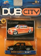 Jada dub city 2000 chevy s 10  model trucks 5e9d53f2 b1e3 41d1 b592 58ab064c212a medium