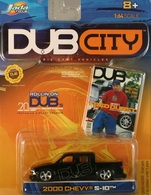 Jada dub city 2000 chevy s 10  model trucks 5d42666b 466d 4787 af97 41d4371e6e64 medium