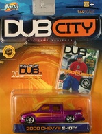 Jada dub city 2000 chevy s 10  model trucks 8e29692e 98af 4f4b 9ee8 b8e2743ee075 medium
