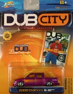 Jada dub city 2000 chevy s 10  model trucks 71b5e717 b43a 414d bafc c092300faf87 medium