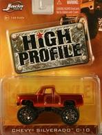 Jada high profile chevy silverado c 10 model trucks 4f157299 5eae 4db2 a2a1 f3318470f202 medium