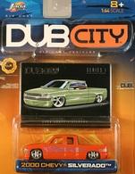 Jada dub city 2000 chevy silverado  model trucks 88c9a3fd 52dc 4bdd 8d1c 05be2199b03e medium