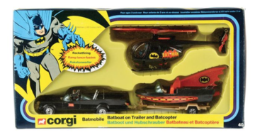 Batman Gift Set | Model Vehicle Sets