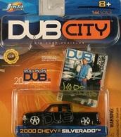 Jada dub city 2000 chevy silverado  model trucks 4ab84686 56cb 431e a7ef 49c9cc74426d medium