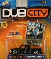 Jada dub city 2000 chevy silverado  model trucks 9ed0e36e 8c76 4a13 b551 4652128198bf medium
