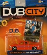 Jada dub city 2000 chevy silverado  model trucks 1beb8df2 4ba5 457e 9417 b11552855ebd medium