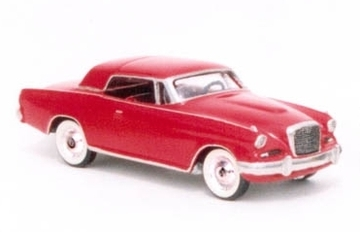 1962 Studebaker GT Hawk | Model Cars