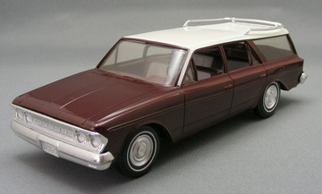 1963 Rambler Classic Promo Model Car  | Model Cars