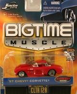 Jada bigtime muscle%252c bigtime muscle wave 11 57 chevy corvette model racing cars 4d8443d0 74de 4561 ab66 fa59d2a8dc4b medium