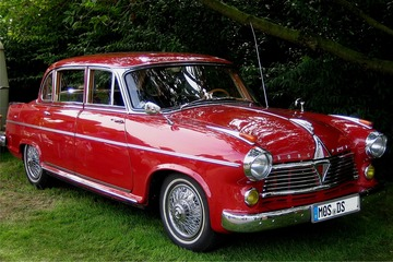 Borgward Hansa 2400 | Cars