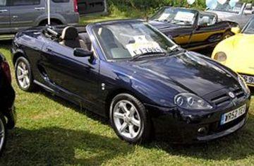 MG F | Cars