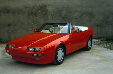 Aston-Martin V8 Zagato | Cars