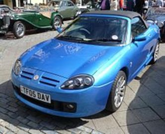 MG TF | Cars