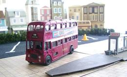Leyland PD3 Burlingham | Model Bus Kits | Tk4 Ribble