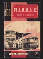 ABC Ribble Buses & Coaches | Books