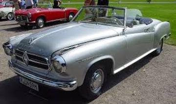 Borgward Isabella | Cars