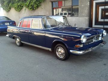 Borgward 230 GL | Cars