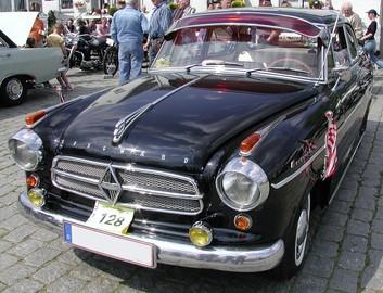 Borgward 230 L Automatic   Cars