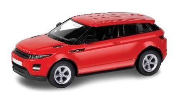 Land Rover Range Rover Evoque | Model Cars | red coloured Uni-Fortune Land Rover Range Rover Evoque