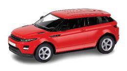 Land Rover Range Rover Evoque | Model Cars | red coloured Uni-Fortune Land Rover Range Rover Evoque