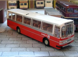 Leyland Leopard Duple Dominant II | Model Buses | Duple Dominant II