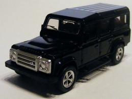 Uni-Fortune RMZ City Land Rover Defender | Model Cars | black coloured Uni-Fortune RMZ City Land Rover Defender