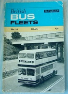 British Bus Fleets No. 16 Ribble | Books | Ninth Edition