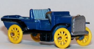 Charbens 1909 Albion | Model Cars | Charbens 1909 Albion